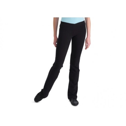 P3618R V-Front Cotton Jazz Pant