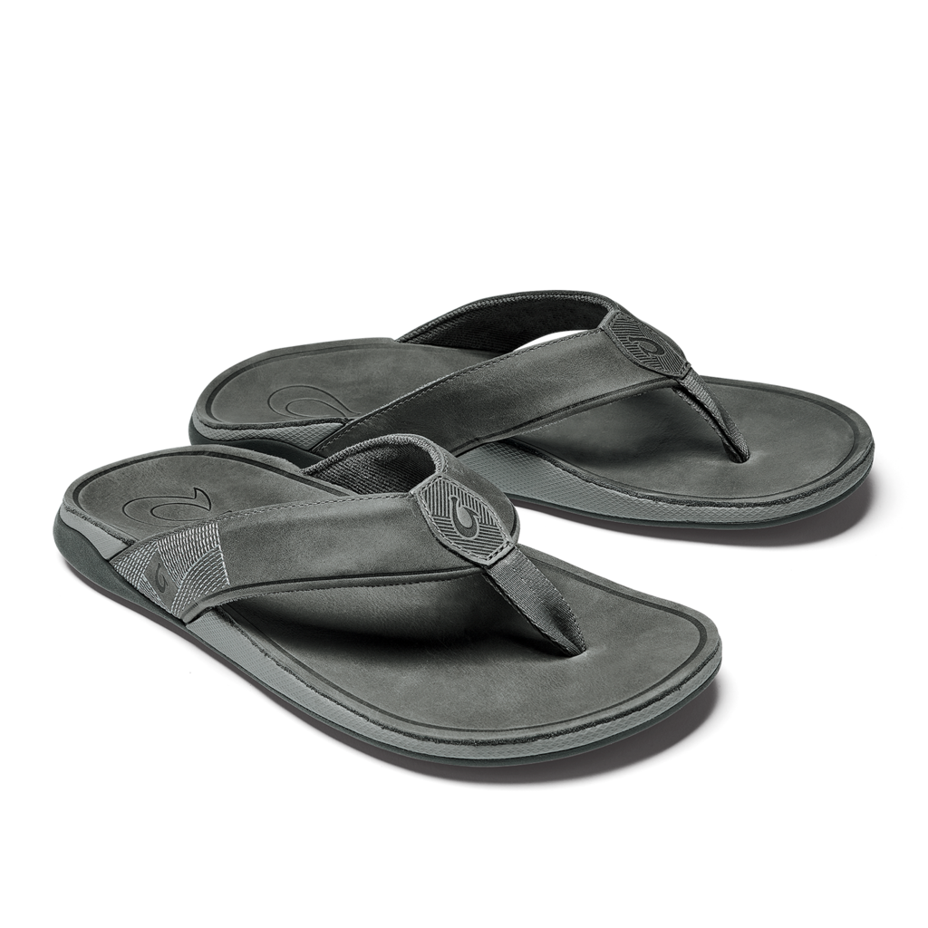 Tuahine - Men's Leather Beach Sandals - NEW Spring 2021
