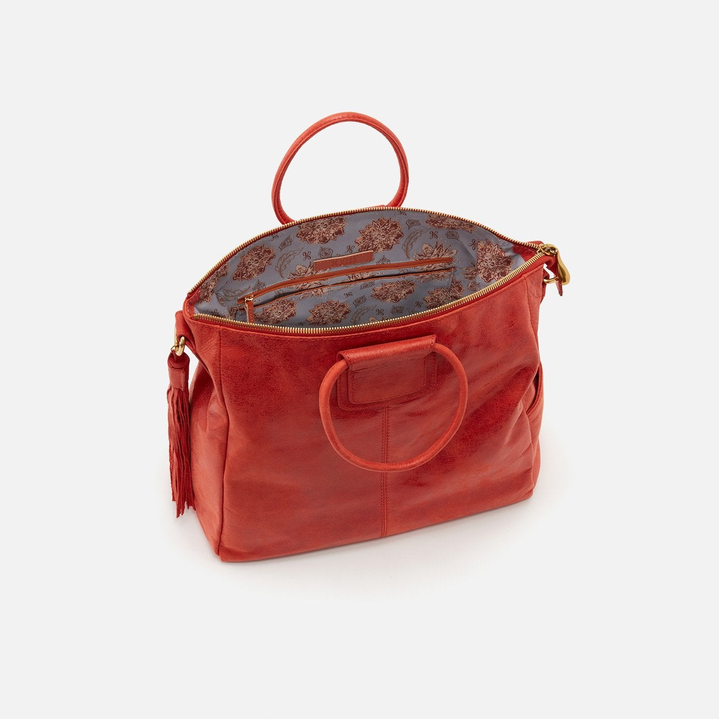 Sheila - Large Satchel - Buffed Hide - NEW Spring 2021