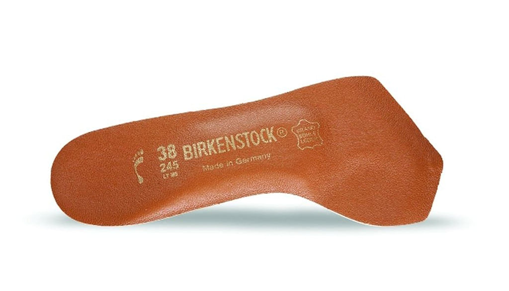 Birkenstock Air Cushion 34 Length Insoles Leather Shoe Thrill