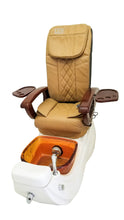 Load image into Gallery viewer, Like new LUX HYDRA HT Pedicure Spa Chair - Please call or text us for exactly shipping quote 704 490 3934