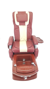 ON SALE - Pedicure Spa Chairs - OPEN BOX DISCOUNT - Please call or text us for shipping quote 704 490 3934