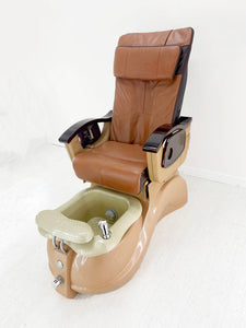 Whirlpool Pedicure Spa Chair - Only 1 left - Please contract us for exactly shipping quote 704 490 3934