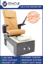 Load image into Gallery viewer, Pro Refurbished Pedicure Spa Chair - Call or text us for shipping quote 704 490 3934