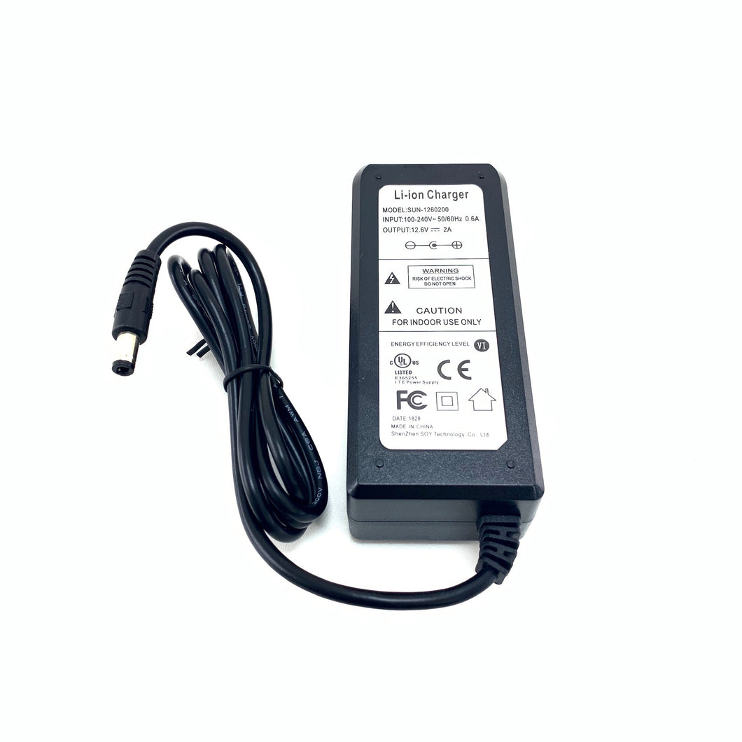 Charger for LUX Cordless Lamp