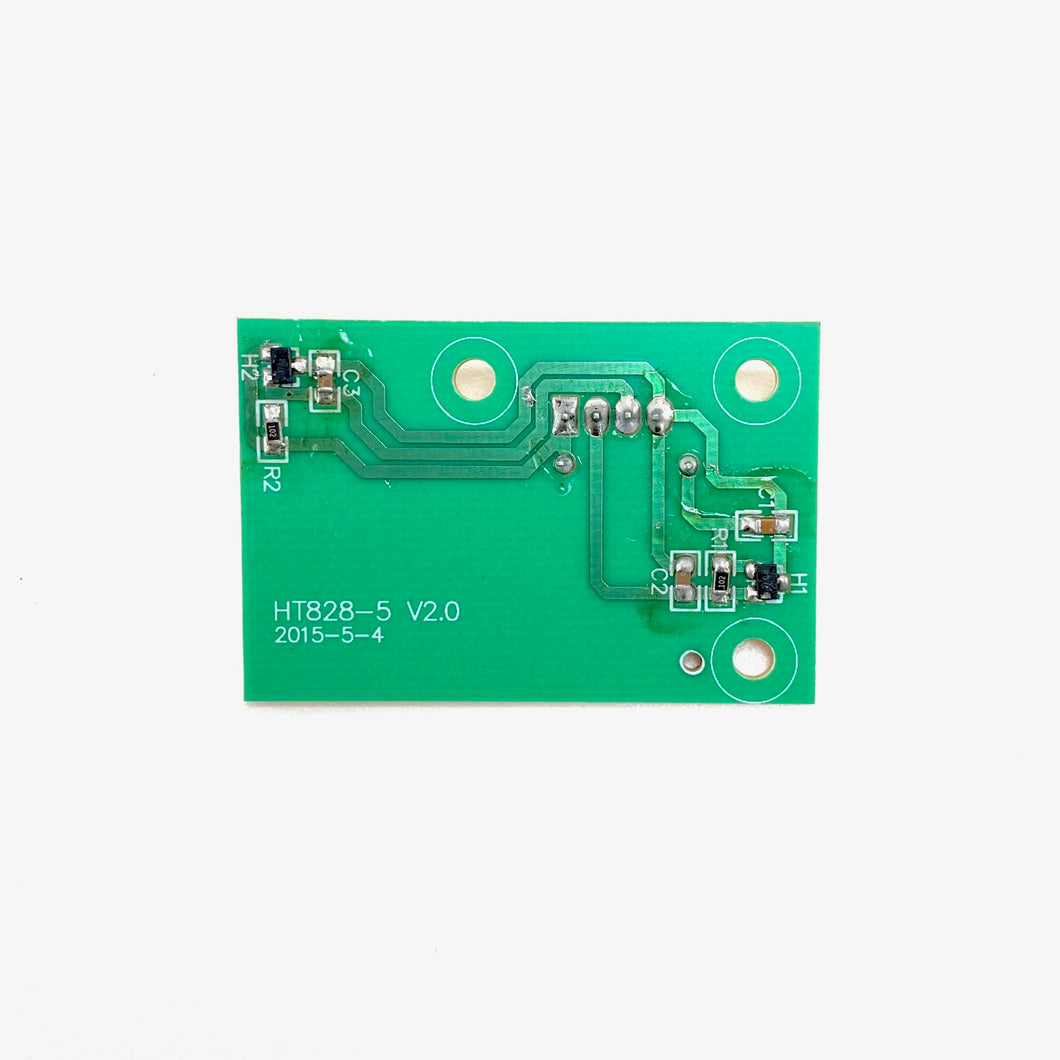 Sensor board for LUX massage chair