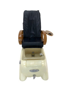 Sabrina Pipeless Pedicure Spa Chair - 1 instock - Please call or text us for shipping quote (704) 490 3934