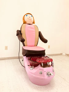 Renewed Pedicure Chair- ONLY 1 LEFT