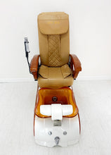 Load image into Gallery viewer, PRO Refurbished Pedicure chair - 2 instock - Please call or text us for shipping quote 704 490 3934