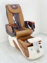 Load image into Gallery viewer, Whirlpool Spa Pedicure Chair - only 1 left in stocks - Please call or text us for exactly shipping quote 704 490 3934