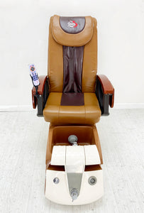 Whirlpool Spa Pedicure Chair - only 1 left in stocks - Please call or text us for exactly shipping quote 704 490 3934