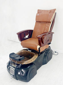 Diva Spa Chairs - Please call or text us for exactly shipping quote 704 490 3934
