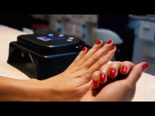 Load and play video in Gallery viewer, LED Gel Curing/Drying Lamp for Gel Manicure/Pedicure with Cord
