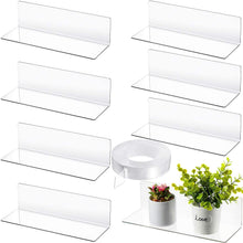 Load image into Gallery viewer, tool free acrylic rack for display or organize