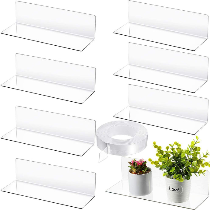 tool free acrylic rack for display or organize