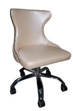 Load image into Gallery viewer, LUX PRINCESS Pedicure Technician Stool