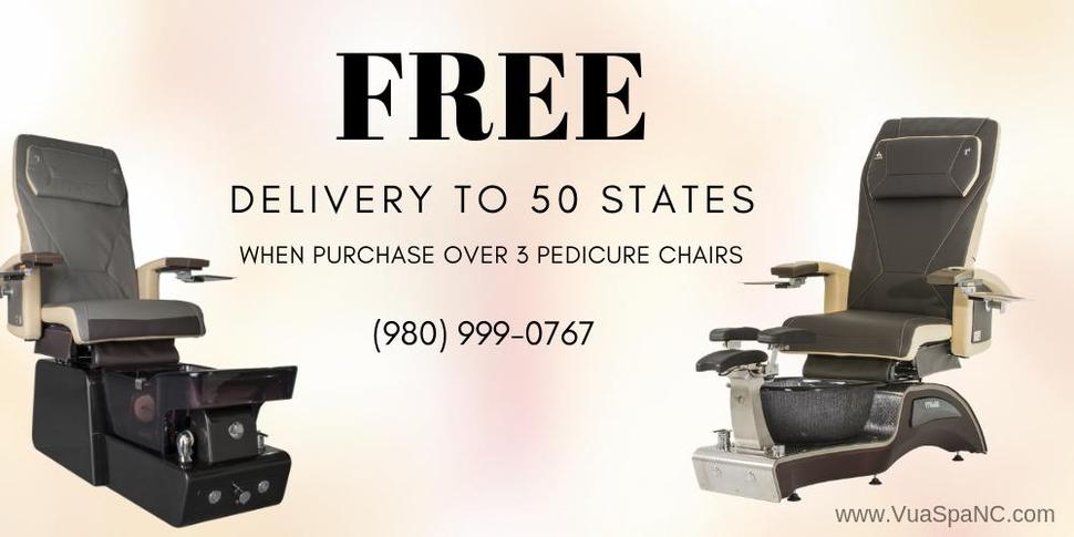 t4 pedicure spa wholesaler in East Coast