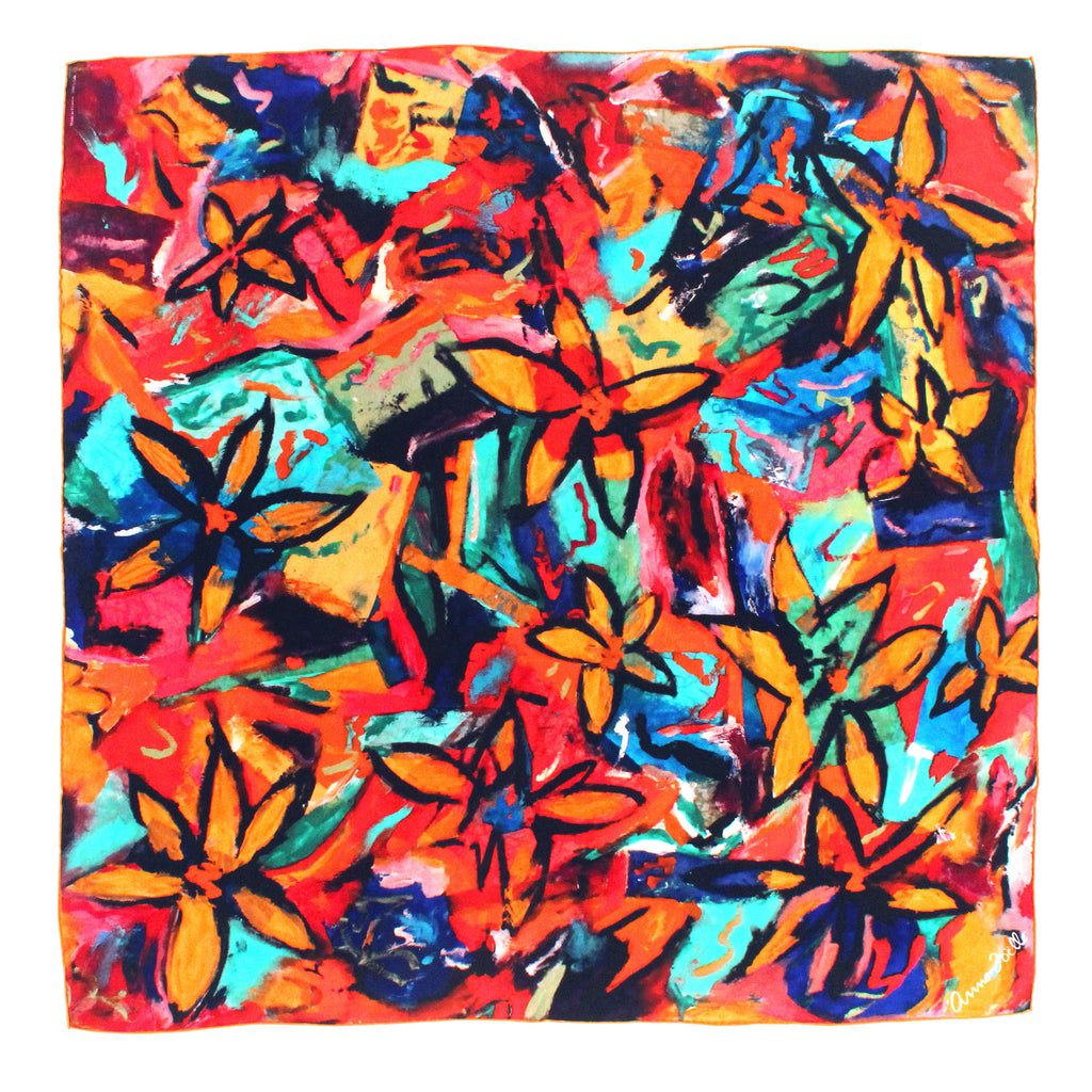Le Foulard 'Madison' (Limited Edition)