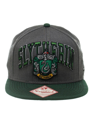 HARRY POTTER - Slytherin Snapback
