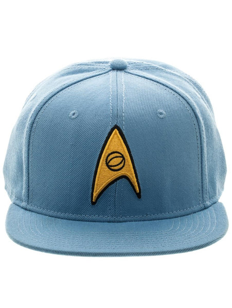 STAR TREK - Core Line Star Trek Blue Snapback