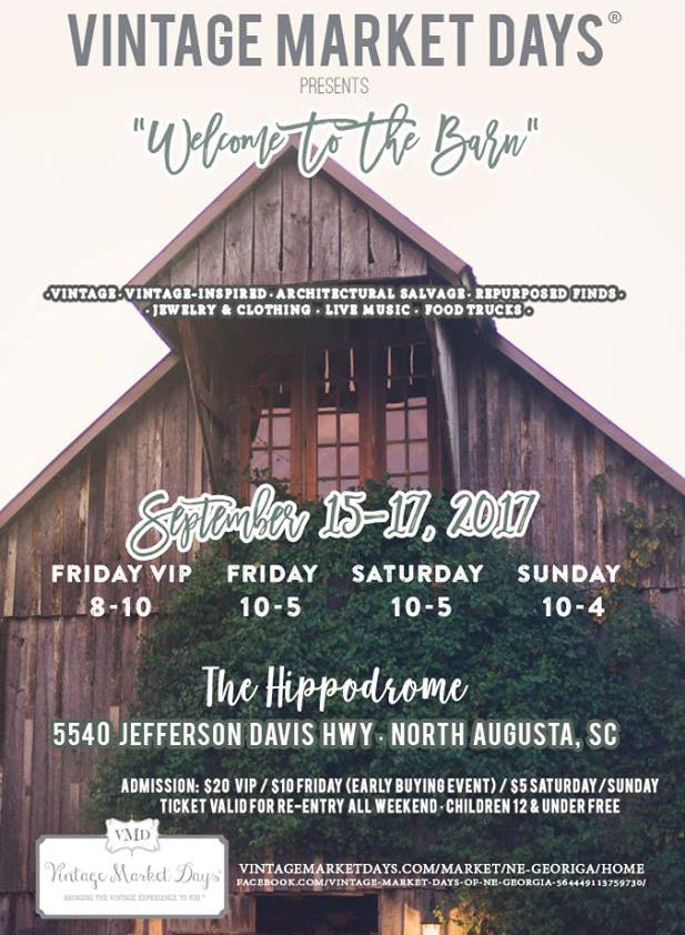 Vintage Market Days of North Augusta