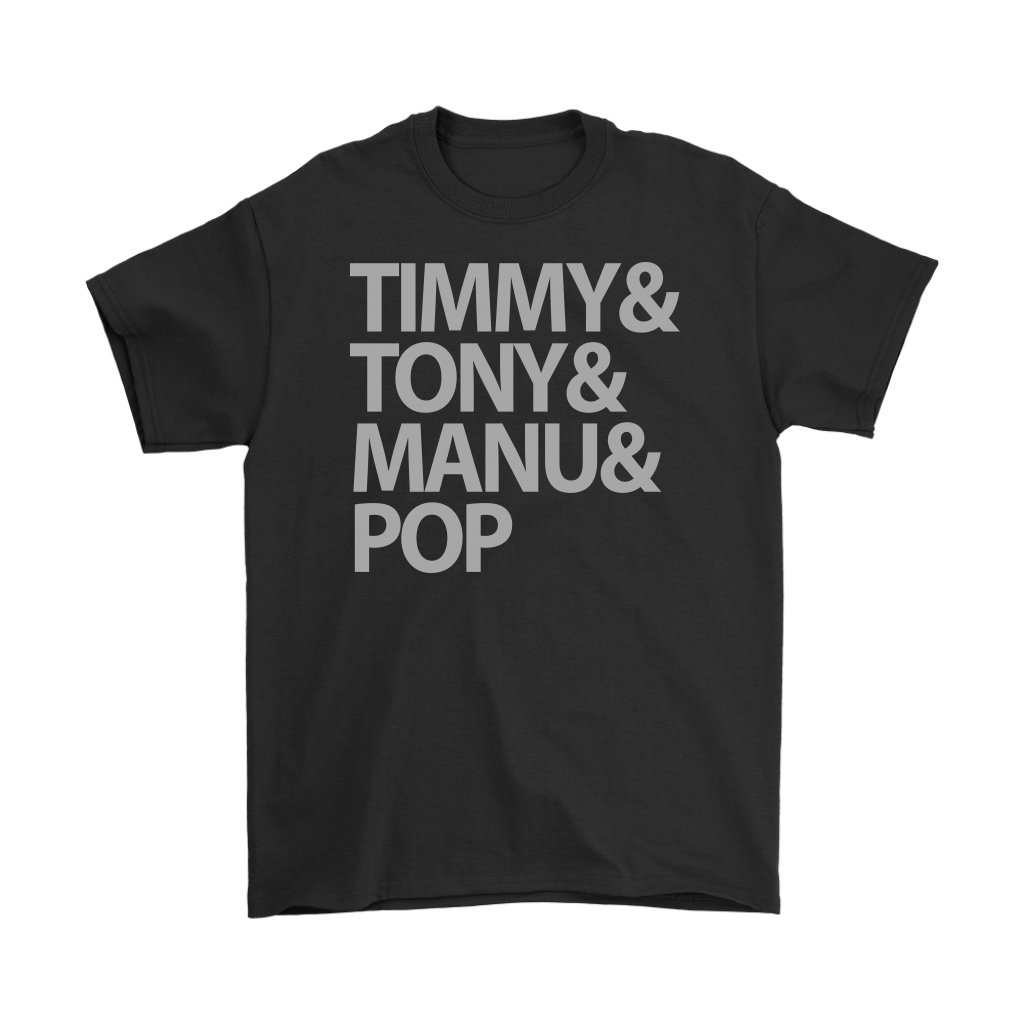Timmy Tony Manu + Pop