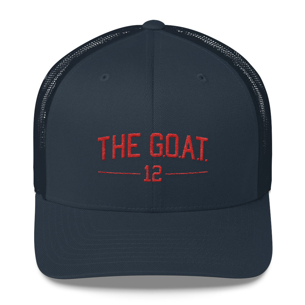 The GOAT 12 Hat