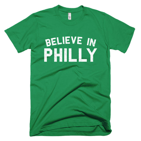 Believe In Philly Green