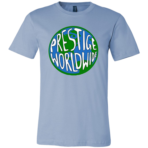 Prestige Worldwide Shirt- Blue