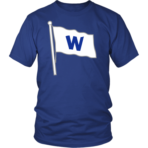 Fly the W- Tees + Tanks