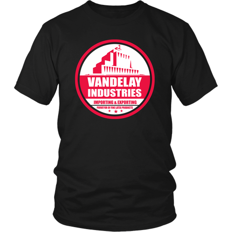 Vandelay Industries- Tees/Tanks/Hoodies