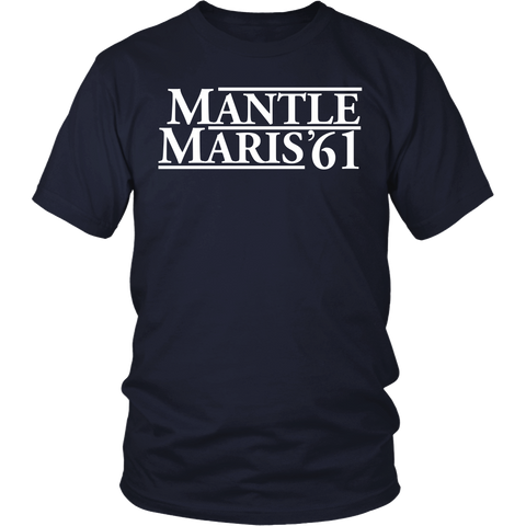 Mantle Maris 61 shirt