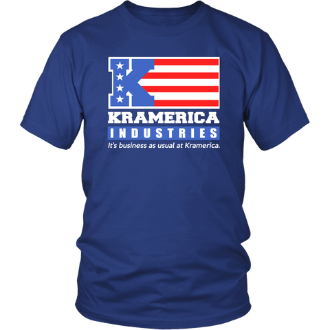 Kramerica Industries- Tees/Tanks/Hoodies