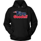 Fire Goodell NE Shirt