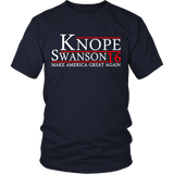 Knope Swanson Election Shirt