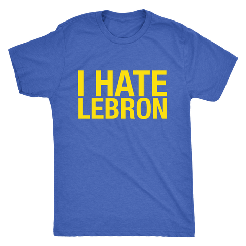 Hate LeBron