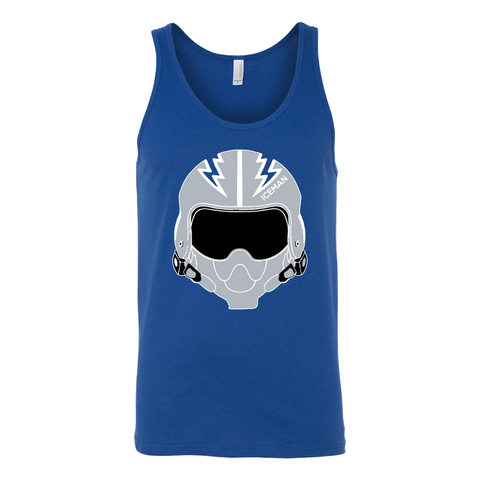 Iceman Helmet- Tees/Tanks/Hoodies