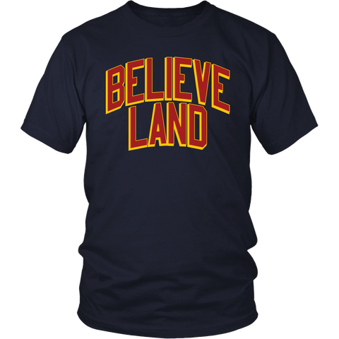 Believe Land- Tees/Tanks/Hoodies