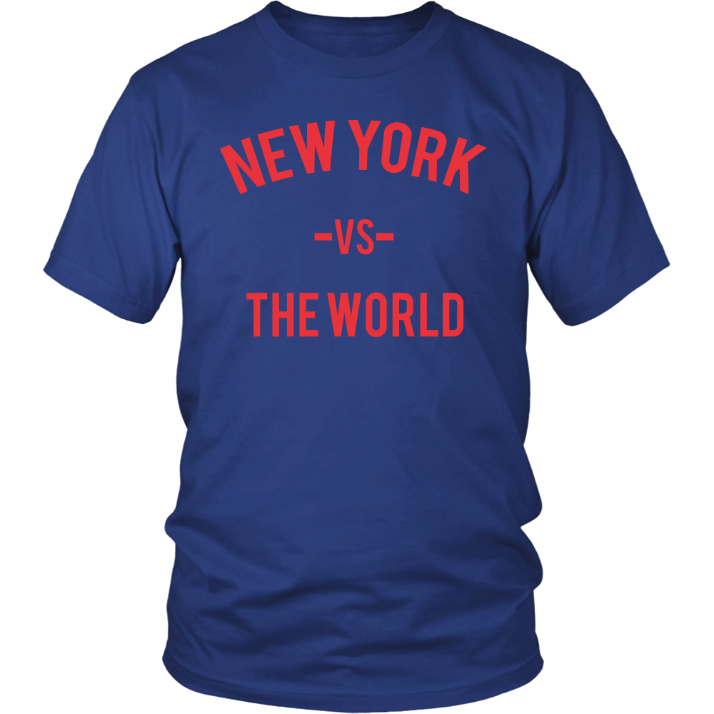 New York VS The World