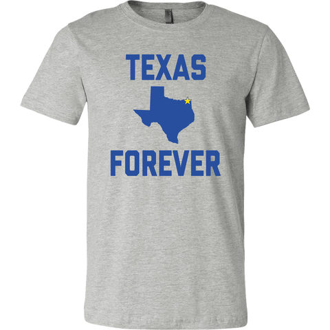 Texas Forever Shirt- Grey