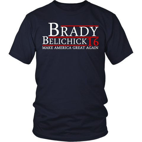 Brady Belichick Election Shirt