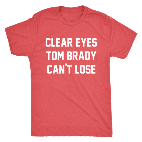 Clear Eyes Tom Brady