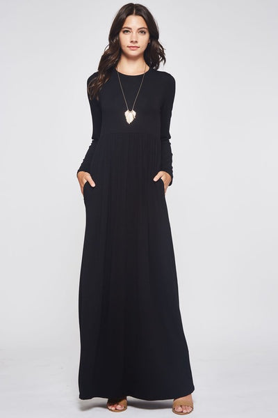 "THE ""SUSAN"" MAXI DRESS"