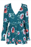 PRETTY PRIMROSE TEA PLAYSUIT