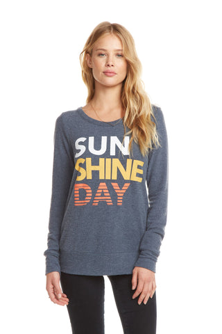 SUN SHINE DAY SWEATSHIRT