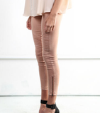 MOTO PIPER JEGGINGS OFF-WHITE OR DUSTY ROSE