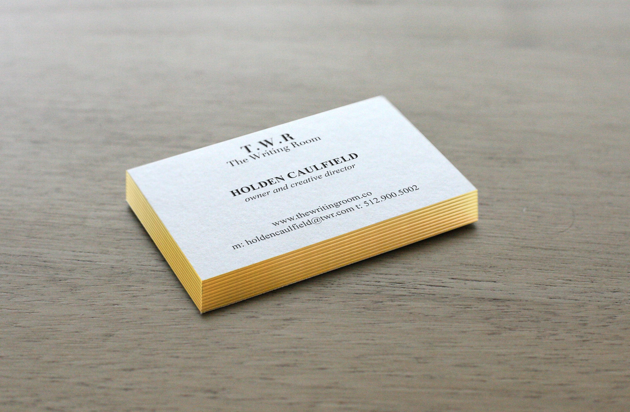 Business Cards - Printer & Co.