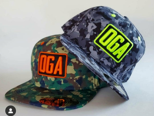 2 HATS 1 PRICE OGA STAMP