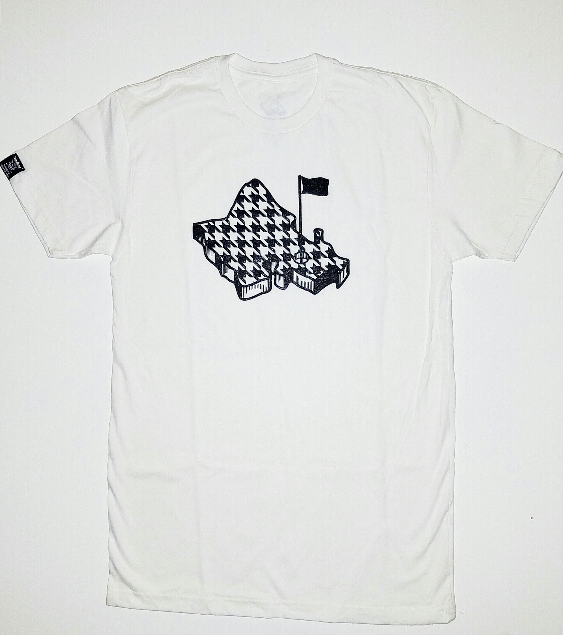WHITE HOUNDS TEE-SHIRT