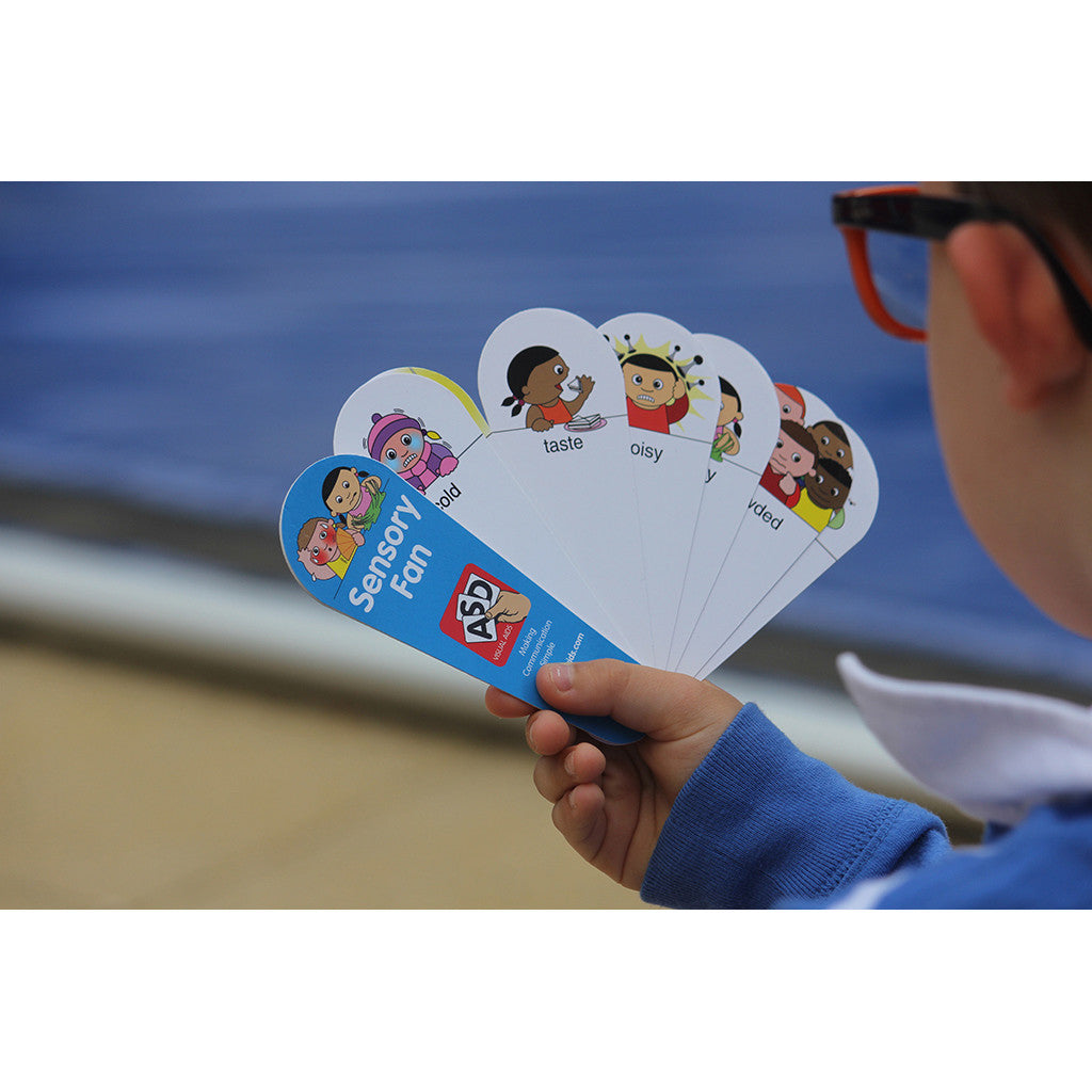 Sensory Communication Fan
